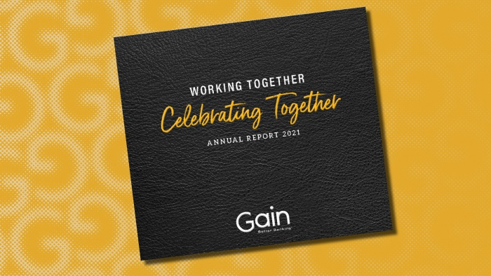 Gain Better Banking (R) 2020 Annual Report